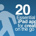 20 Essential iPad apps for creativity on the go